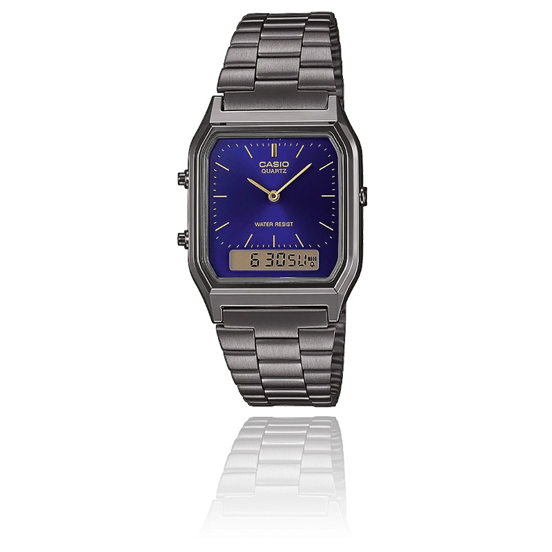 Montre Casio Collection AQ 230EGG 2AEF VINTAGE EDGY