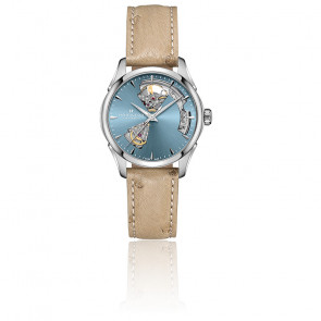Montre Jazzmaster Open Heart Lady Auto H32215840