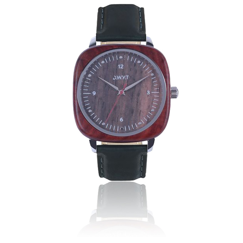 Montre Square Red DW-02502-1020