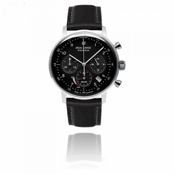 Montre Bauhaus Chronograph Solar 5086-2