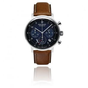 Montre Bauhaus Chronograph Solar 5086-3