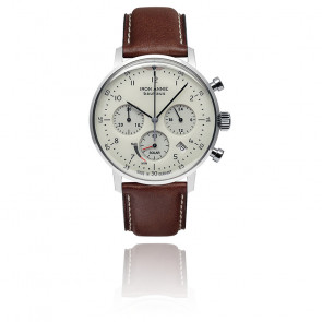 Montre Bauhaus Chronograph Solar 5086-5