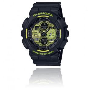 Montre G-Shock GA-140DC-1AER