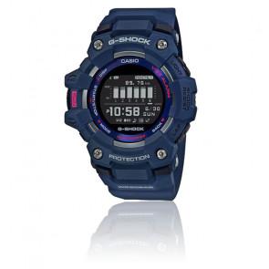 Montre G-Squad bleue GBD-100-2ER