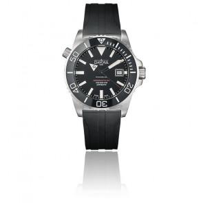 Montre Argonautic  BG Automatique Bracelet Caoutchouc Noir 16152229