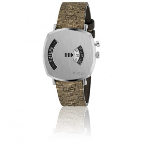 Montre Grip toile GG Supreme YA157415