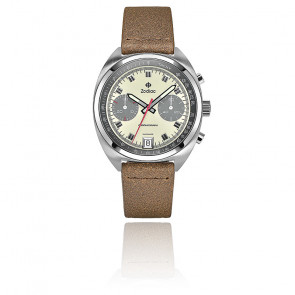 Montre Grandrally Chrono Marron ZO9603