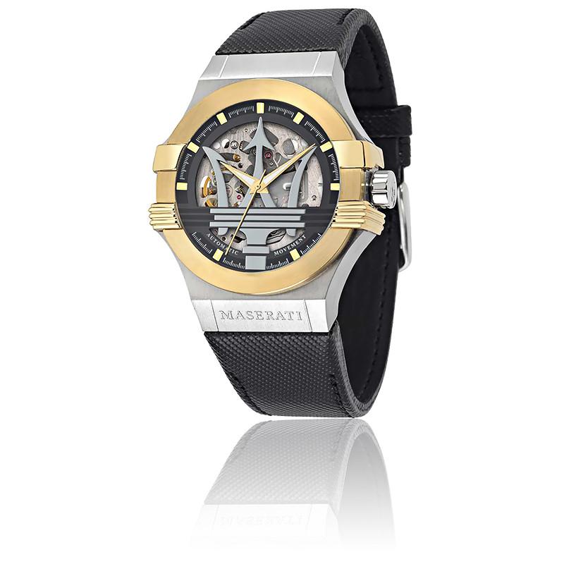 Montre Potenza Auto Black Gold R8821108037