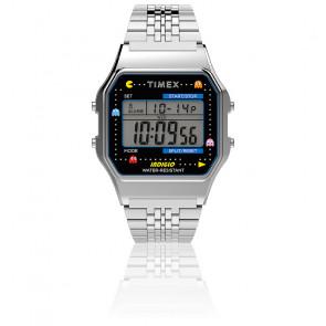 Montre Digital Acier Inoxydable T80 Pac Man TW2U31900