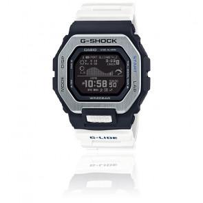 Montre G-Shock G-Lide White GBX-100-7ER