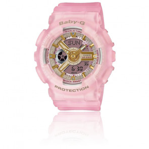 Montre Baby-G Pink BA-110SC-4AER