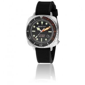 Montre Clubmaster Diver Pro Acier 20644.S.DP.35.RB
