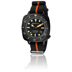 Montre Clubmaster Diver Pro Acétate 20644.PBAM.B.35.NBO