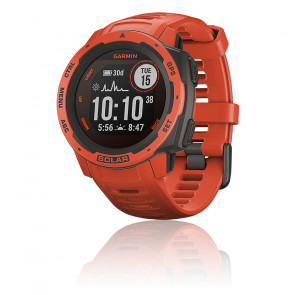 Montre Instinct Solar Flame Red 010-02293-20