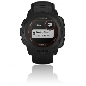 Montre Instinct Solar Tactical Black 010-02293-03