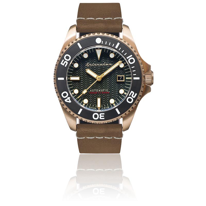 Montre Tesei Bronze SP-5060-02