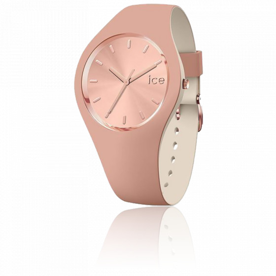 Montre ICE Duo Chic - Blush Small 016980