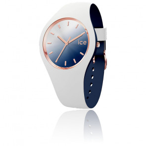Montre ICE Duo Chic - White Marine 016983
