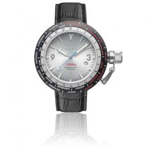 Montre Russia Timezone Homme Noir CP-7053-03