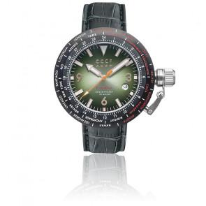 Montre Russia Timezone CP-7053-04