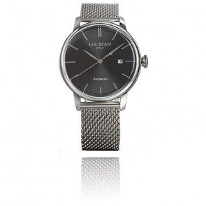 Montre Homme 1960 Three hands Automatic 0255A01A-00BKNKB0