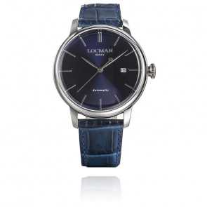 Montre Homme 1960 Three Hands Automatic 0255A02A-00BLNKPB