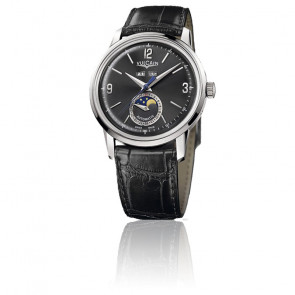 Montre 50s Presidents' Moonphase Steel 580158A15.BAL101