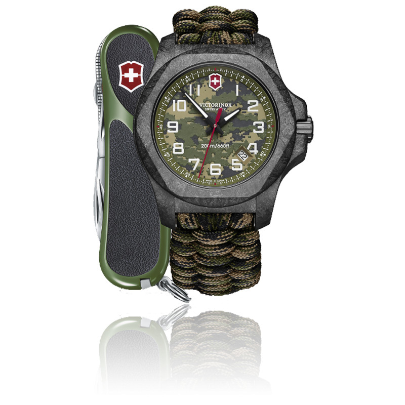 Montre I.N.O.X. Carbon Camouflage 241927