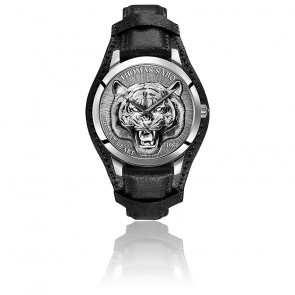 Montre Rebel at Heart Tiger 3D WA0367-203-201