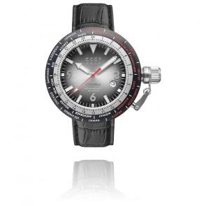 Montre Russia Timezone Noir CP-7053-01