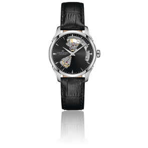 "Montre Jazzmaster ""Open Heart"" Lady Auto H32215730"
