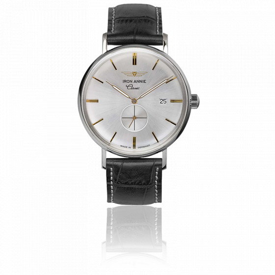 Montre Classic Small Second Gris 5938-4