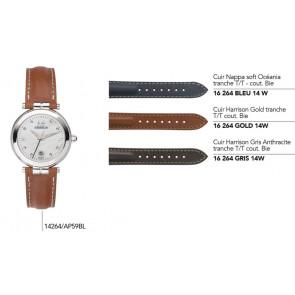 Bracelets en cuir pour montre série 14264