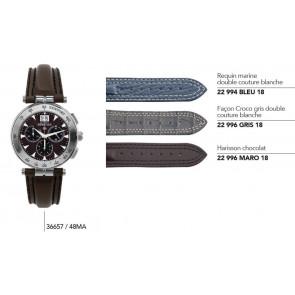 Bracelets en cuir pour montre série 36657