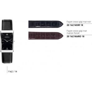 Bracelets en cuir pour montre série 1162