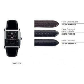 Bracelets en cuir pour montre série 36672