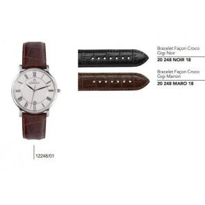 Bracelets en cuir pour montre série 12248