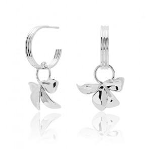 Boucles d'oreilles Ivy en argent - AR02-185-U