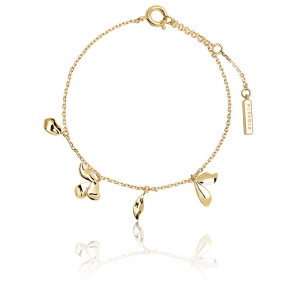 Bracelet Jasmine doré PU01-092-U