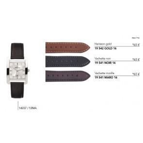 Bracelets en cuir pour montre série 14237