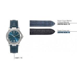 Bracelets en cuir pour montre série 12687 / ... 32487 / ...