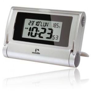 Réveil LCD de voyage VR30075