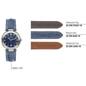 Bracelets en cuir pour montre série 12255/T35