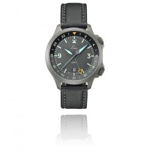 Montre Pilot Special Models FRANKFURT GMT GRAU 862121