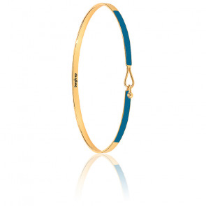 Bracelet Lily bleu canard