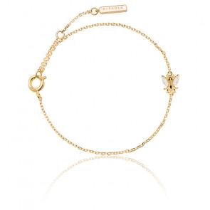 Bracelet Buzz doré PU01-122-U