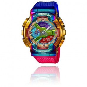 Montre Anadigit Metal Edition Rainbow GM-110RB-2AER