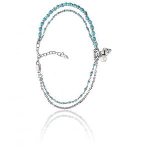 Bracelet de cheville en magnésite, JF03524040