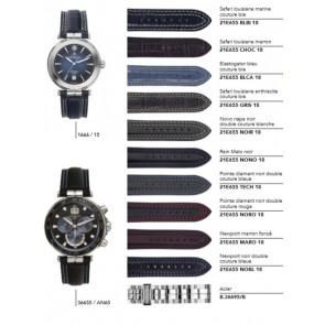 Bracelets pour montre série 1666/... 18466/... 36655/... 36695/...