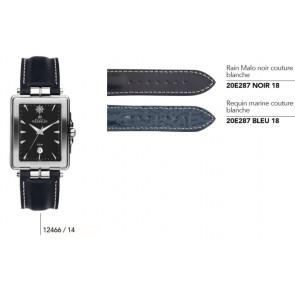 Bracelets en cuir pour montre série 12466/...